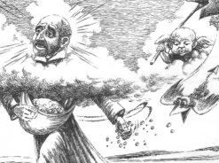 """AFORYZMY św. Ignacego Loyoli (z ilustracjami!) """"Ufaj Bogu tak, jakby całe powodzenie spraw zależało wyłącznie od Niego; tak jednak dokładaj wszelkich starań, jakbyś ty sam miał wszystko zdziałać, a Bóg nic zgoła."""""""